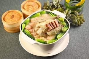 天成飯店集團-饗聚宴席 金華濃湯燉全雞