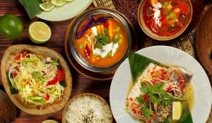 天成飯店集團 台北花園大酒店 花園 thia thai 料理 套餐