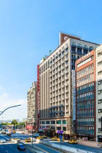 台北天成大飯店 外觀