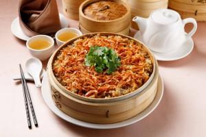 天成飯店集團 世貿國際會館 東港櫻花蝦米糕