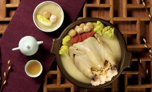 天成飯店集團 干貝金華火腿燉雞盅禮盒